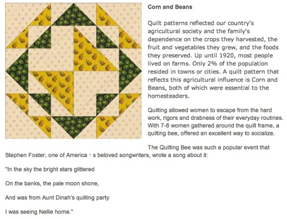 National Park Service Quilt Discovery