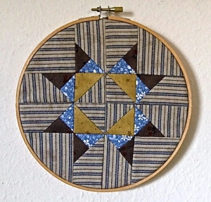 Emily's Missouri Star Quilt Block - Fixed