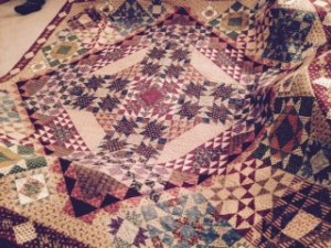 Reproduction Civil War Quilt