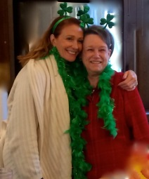 Stashing Sisters Celebrate Saint Patrick's Day